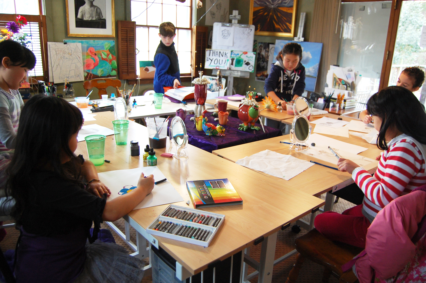 Art Studio Teen Classes 60